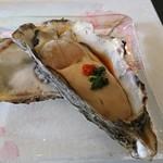 鮨 つかさ - 牡蠣