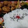 鳥ぷろ - 料理写真:からあげ弁当(540円)