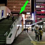 焼き鳥食べ放題×個室居酒屋 ささのや茶々  - 新潟駅万代口前『オセオ弁天』の2階にあります(緑の⇒)