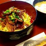 和風創作料理だいご - カルビ丼 \800