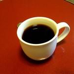 和風創作料理だいご - 食後のコーヒー (サービス)