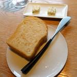ヤナカ スギウラ - 自家製ミルクパン