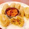 タージマハルエベレスト - 料理写真:モモ   ネパールの蒸し餃子