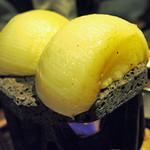 淡路島と喰らえ - 玉葱の溶岩焼き