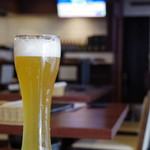 ビアカフェ ホップマン - ドリンク写真:うしとら#153高原乃風ヴァイツェン