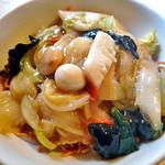 中国料理張園 - 料理写真:あげ麺