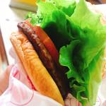 ドムドムハンバーガー - スパイシーチリバーガーセット630円