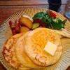 マーゴ - 料理写真:サワードゥパンケーキプレート♡