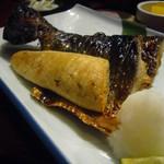 竹亭にしき - 糠漬鰊の焼魚