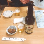 64485079 - ラガービール大瓶(630円)