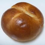 館山中村屋 - 料理写真:特製あんぱん (つぶあん)