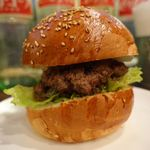 THE BURGER HEARTS -