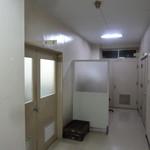 福岡県警察 早良警察署食堂 - 食堂入口