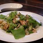 Kanazawa Italian BO・BO - 色んな魚介の温製サラダ
