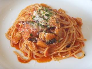 TATEYAMA イタリア食堂 - パスタ アラビアータ