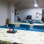 福岡県警察 中央警察署食堂 - 店内の様子