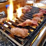 かんいち - 豚ハラミ(焼肉中)
