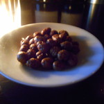 バー キサラ - 豆チョコ
