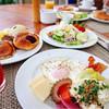 ラ・ティーダ - 料理写真:モーニングブッフェにて。