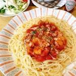 れすとらんプロヴァンス - 料理写真:プロヴァンススパゲティ