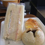 ALDE - サンドイッチ