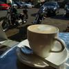 オレンジカフェ - ドリンク写真:カフェオレ(プレーン)