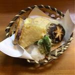 64490430 - 野菜の天ぷら
