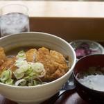 そば処 大正庵 - カツカレー丼
