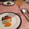 アミューズ - 料理写真:前菜