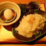 鮮魚と地酒 個室居酒屋 篤媛 - 海鮮出汁の雑炊(篤姫コース・VIPコース)