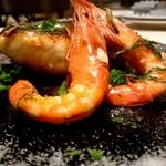 バウレット - 真鯛と海老のハーブロースト