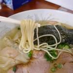 伊達屋 - 麺アップ