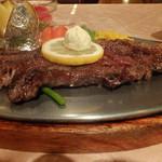 Steak House GAIN  - サーロインステーキ
