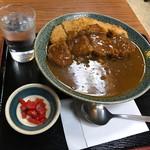 名代とんかつ 千房 - 料理写真:カツカレー680円(税込)