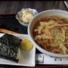 鬼は内 - 料理写真:ミニ赤鬼定食(蕎麦)