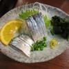 酒房 武蔵 - 料理写真:〆さば 400円