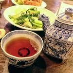 竹海 - やっぱ中華には紹興酒