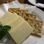 ブリック - チーズ&クラッカー