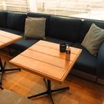 café 1886 at Bosch - 店内