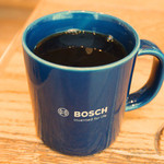 café 1886 at Bosch - ダークロースト
