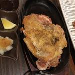 海鮮・鎌倉野菜 まつだ家 - 大山鶏パリパリ焼