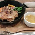 タマヤ カフェ - 料理写真:チキングリル