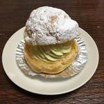 イタリアントマト さくらの夢見屋 - 料理写真:シュークリーム 226円