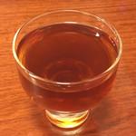 月泉 - ドリンク写真:紹興酒(古越龍山 五年)500円