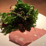 デリツィエ - サラダ。