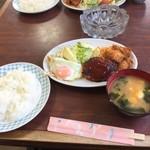 大黒軒 - サービスランチ  600円