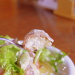 レストラン&カフェ 浪漫座 - ローストビーフは塩味
