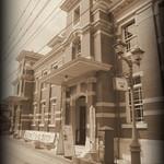 レストラン&カフェ 浪漫座 - 旧古賀銀行