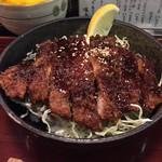 喝鈍 - ソースカツ丼