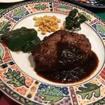 メキシカンキッチン&ドリンクEl Charro -  メキシカンステーキ